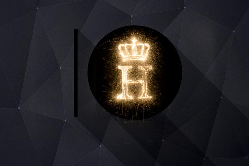 la haute société logo 10 ans