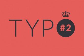 la typographie dans le design graphique