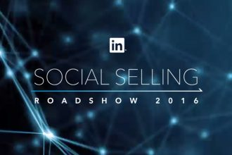 social selling roadshow paris 2016 linkedin