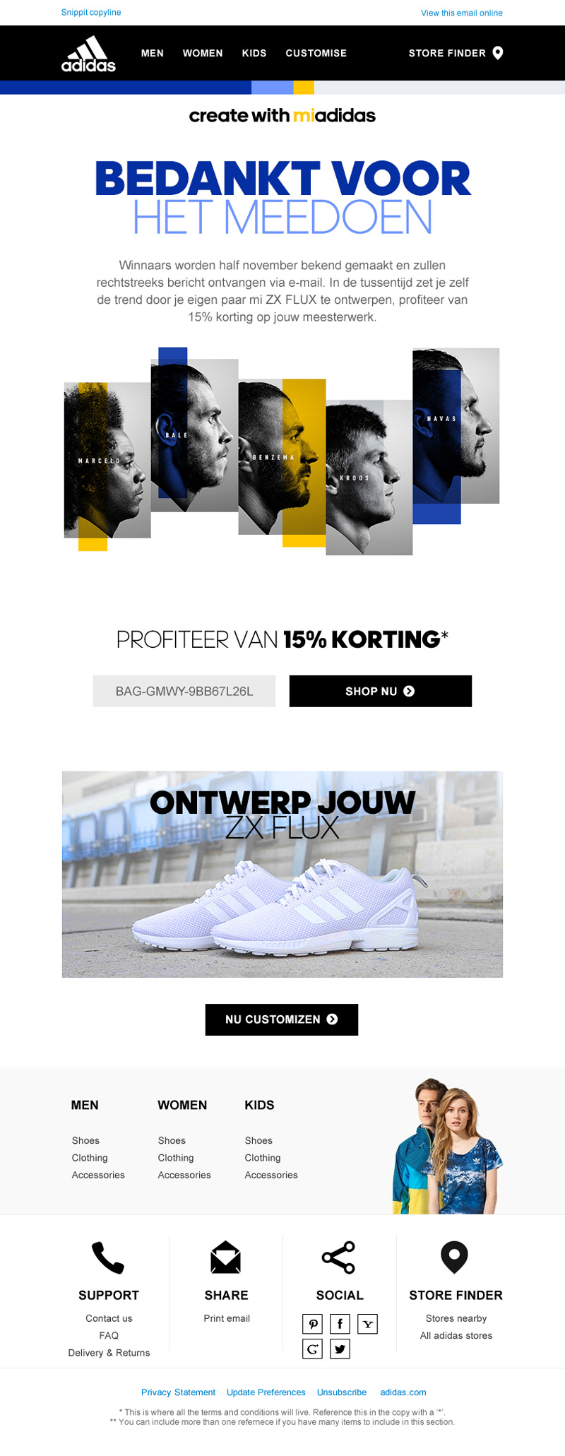 la haute societe webmarketing adidas win mi zx flux