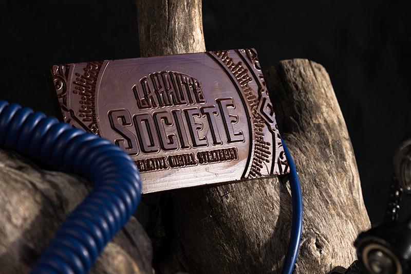 La Haute Société chocolat meyer valrhona