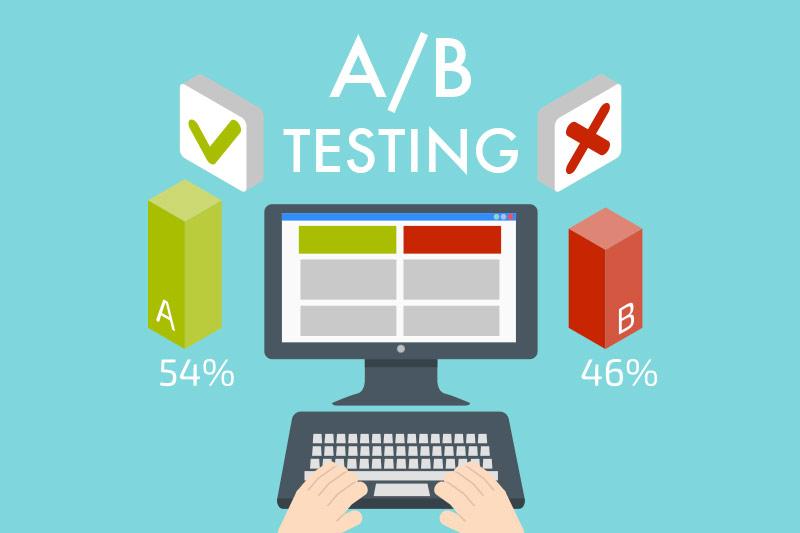 ab testing blog la haute société amélioration continue