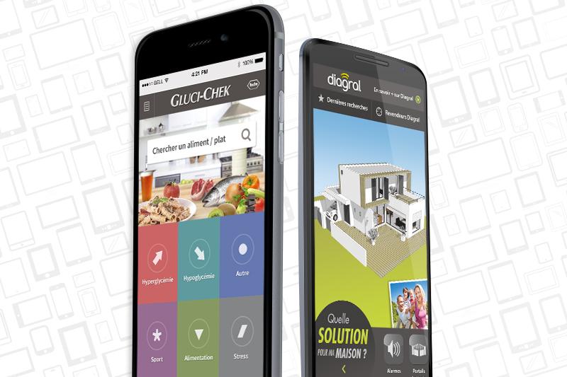 développement mobile cross-platform la haute société