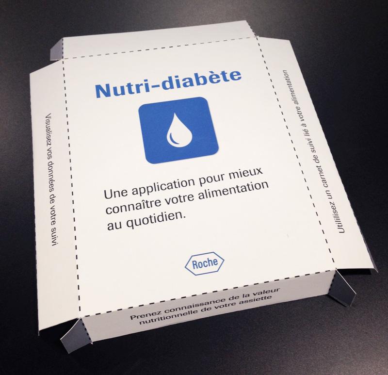 la haute societe product box roche diabete gluci-chek
