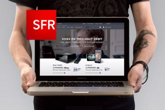 sfr strategie digitale la haute societe