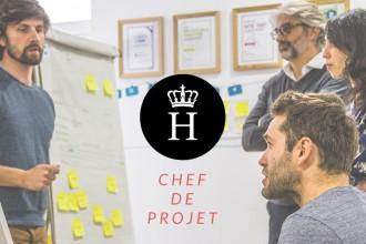 la haute societe recrute un chef de projet