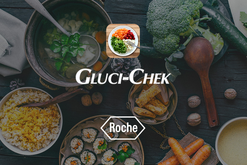 application diabete gluci chek roche la haute societe