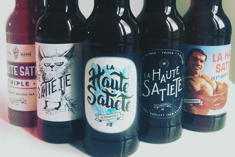 la haute satiété bière artisanale superbieres brew unique