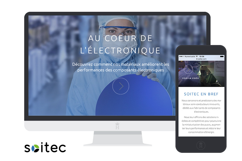 soitec semi conducteurs site internet