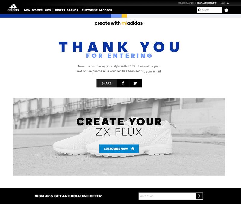 la haute societe webmarketing adidas win mi zx flux