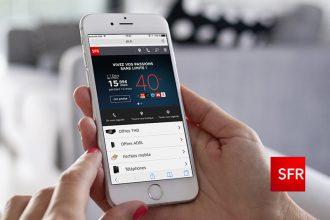 SFR site mobile