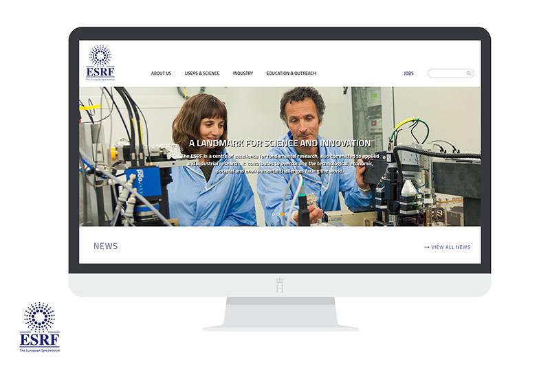 esrf European Synchrotron Radiation Facility grenoble