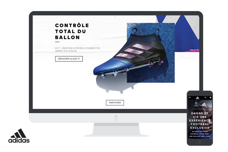 adidas blue blast la haute société