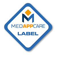 medappcare label