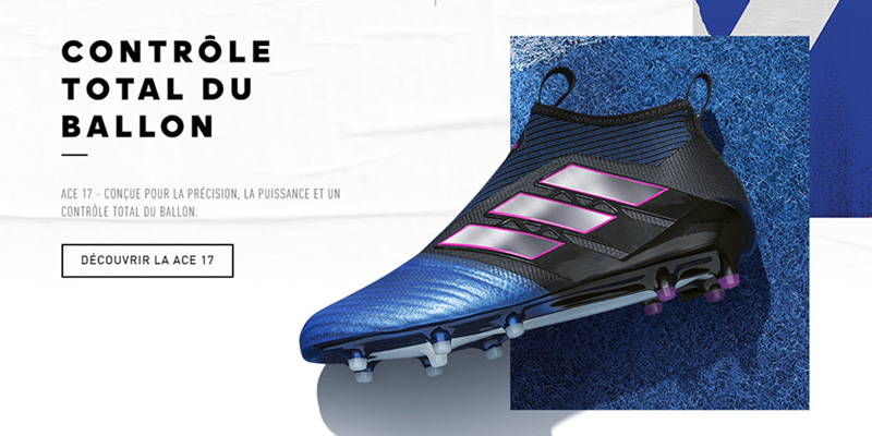 adidas ACE17 sneaker shoes