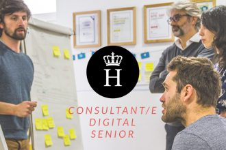 consultant consultante digital agence