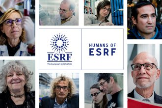 humans of esrf synchrotron