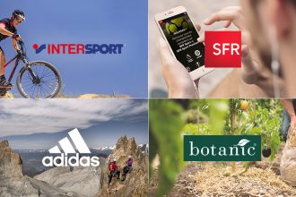 la haute societe strategie digitale adidas intersport botanic sfr