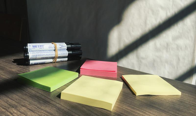 atelier brainstorming materiel necessaire