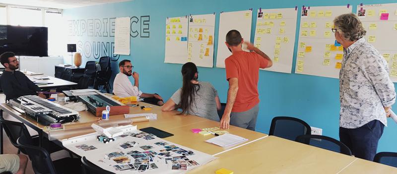 arturia atelier workshop ideation