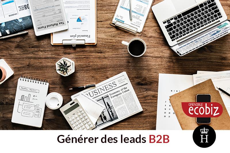 generer leads b2B webmarketing la haute societe ecobiz