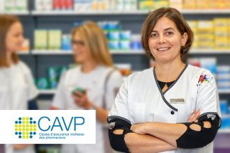cavp pharmaciens site internet