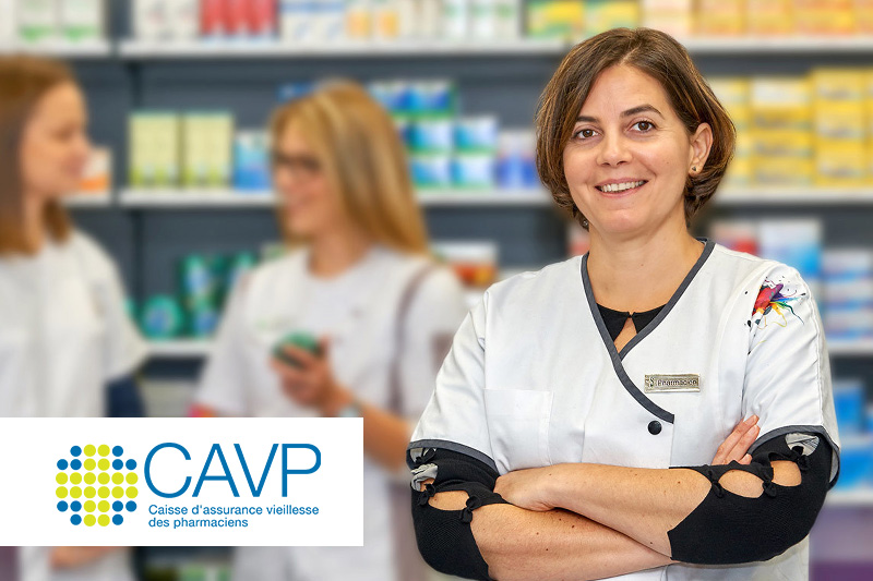 cavp pharmaciens site internet