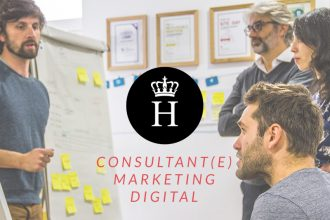 recrutement offre emploi consultant marketing digital