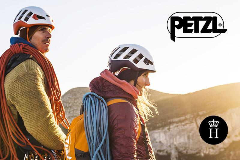 petzl helmet up casque