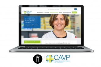 site internet cavp pharmaciens