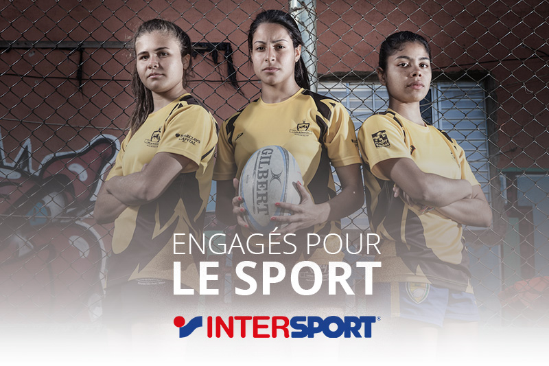 intersport engages pour le sport