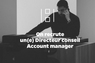 directeur conseil account manager agence digitale grenoble lyon