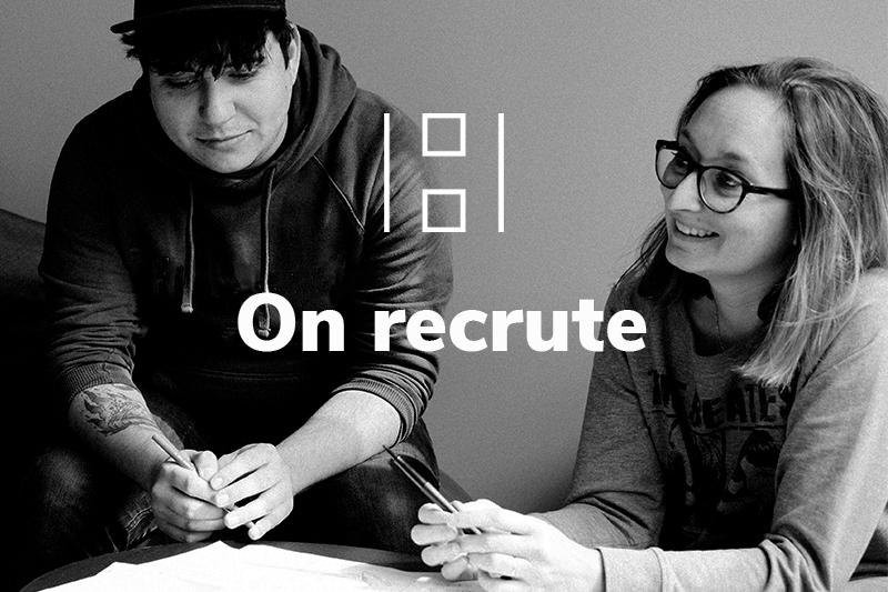 recrutement chef de projet senoir La Haute Société agence digitale