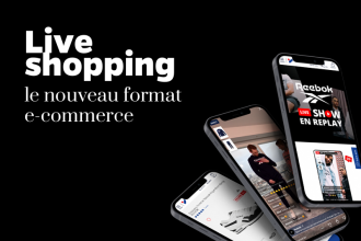 live shopping ecommerce
