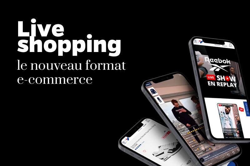 live shopping ecommerce